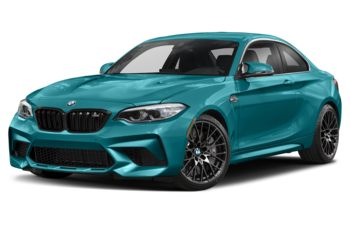 2020 BMW M2 - Long Beach Blue Metallic