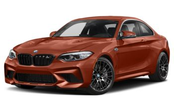 2019 BMW M2 - Sunset Orange Metallic