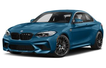 2020 BMW M2 - Misano Blue Metallic