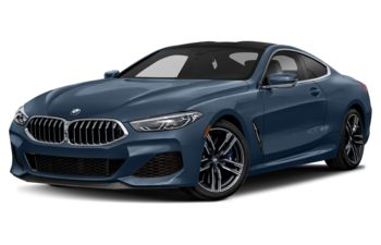 2019 BMW M850 - Barcelona Blue Metallic