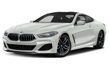 2019 BMW M850 - Alpine White Non-Metallic