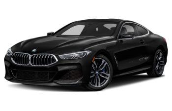 2020 BMW M850 - Black Sapphire Metallic