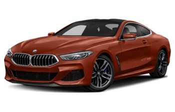 2020 BMW M850 - Sunset Orange Metallic