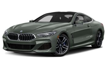 2020 BMW M850 - Dravit Grey Metallic