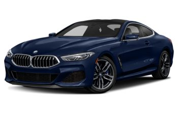 2020 BMW M850 - Tanzanite Blue Metallic