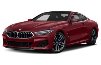 2021 BMW M850 - Aventurine Red Metallic