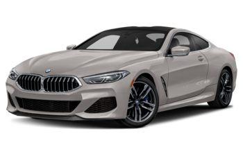 2021 BMW M850 - Frozen Cashmere Silver