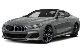 2019 BMW M850 - Frozen Dark Silver