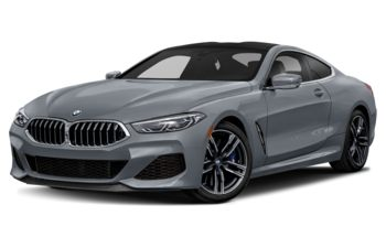 2020 BMW M850 - Frozen Bluestone Metallic