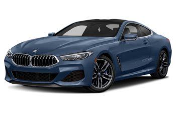 2021 BMW M850 - Orinoco Pearl