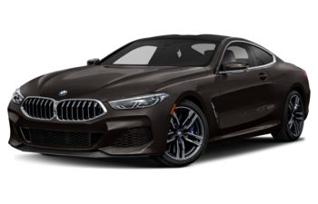 2021 BMW M850 - Frozen Dark Brown