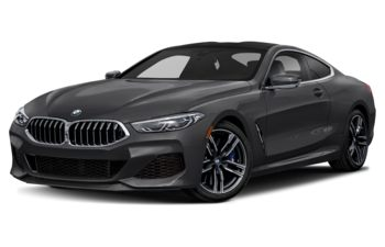 2020 BMW M850 - Frozen Arctic Grey