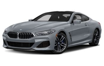 2019 BMW M850 - Pure Metal Silver