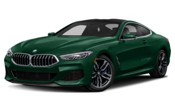 2020 BMW M850 - British Racing Green