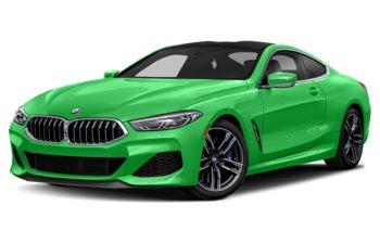 2021 BMW M850 - Signal Green