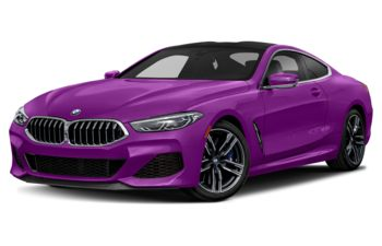 2020 BMW M850 - Twilight Purple