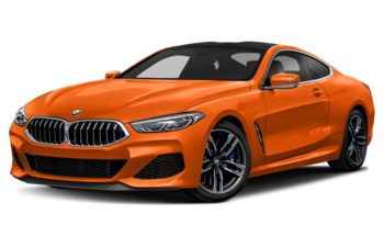 2020 BMW M850 - Fire Orange