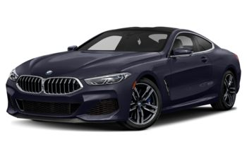 2020 BMW M850 - Macao Blue