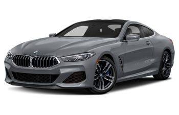 2020 BMW M850 - Nardo Grey