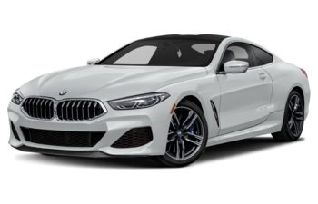 2019 BMW M850 - Frozen Brilliant White
