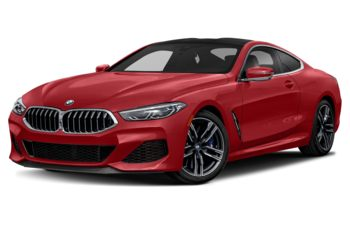 2020 BMW M850 - Imola Red II