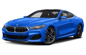 2021 BMW M850 - Santorini Blue II