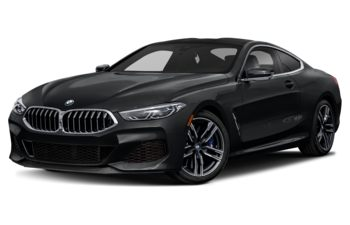 2020 BMW M850 - Frozen Black