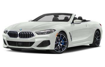 2021 BMW M850 - Alpine White