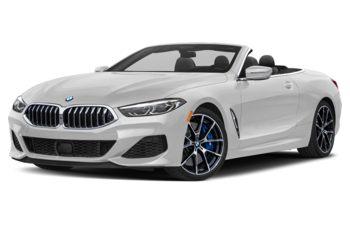 2020 BMW M850 - Mineral White Metallic