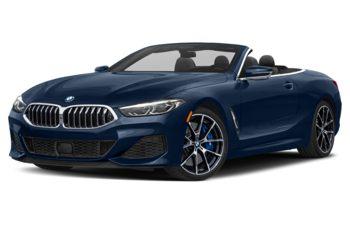 2020 BMW M850 - Sonic Speed Blue Metallic