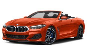 2021 BMW M850 - Sunset Orange Metallic