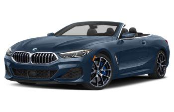 2021 BMW M850 - Barcelona Blue Metallic