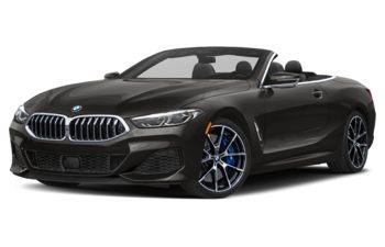 2020 BMW M850 - Frozen Dark Brown