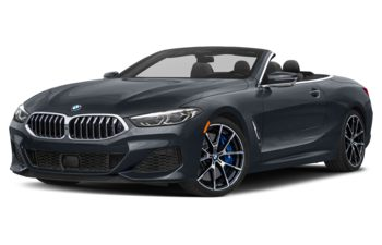2020 BMW M850 - Frozen Arctic Grey