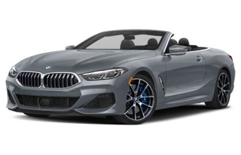 2021 BMW M850 - Pure Metal Silver