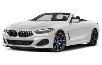 2021 BMW M850 - Brilliant White Metallic