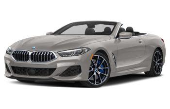 2020 BMW M850 - Frozen Cashmere Silver