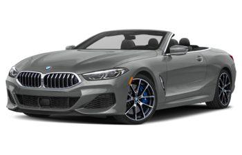 2020 BMW M850 - Frozen Dark Silver