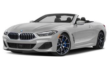 2020 BMW M850 - Frozen Brilliant White