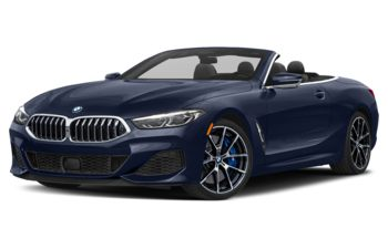 2020 BMW M850 - Tanzanite Blue Metallic