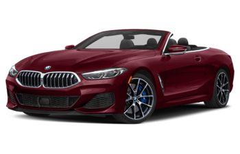 2021 BMW M850 - Aventurine Red Metallic