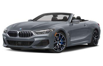 2021 BMW M850 - Frozen Bluestone Metallic