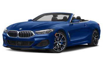 2020 BMW M850 - Frozen Marina Bay Blue