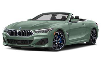 2020 BMW M850 - Signal Green