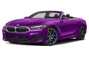 2020 BMW M850 - Twilight Purple