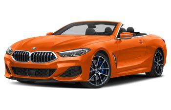2020 BMW M850 - Fire Orange