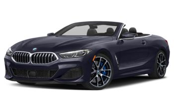 2021 BMW M850 - Macao Blue