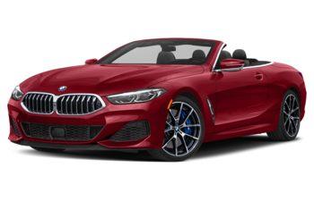 2020 BMW M850 - Imola Red II