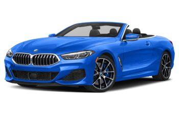 2020 BMW M850 - Santorini Blue II