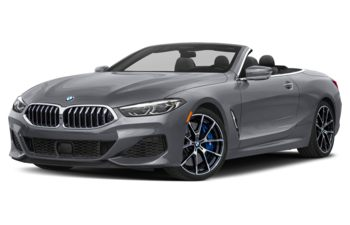2021 BMW M850 - Bluestone Metallic
